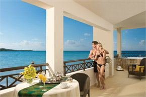 Presidential Suite at Secrets Wild Orchid Montego Bay