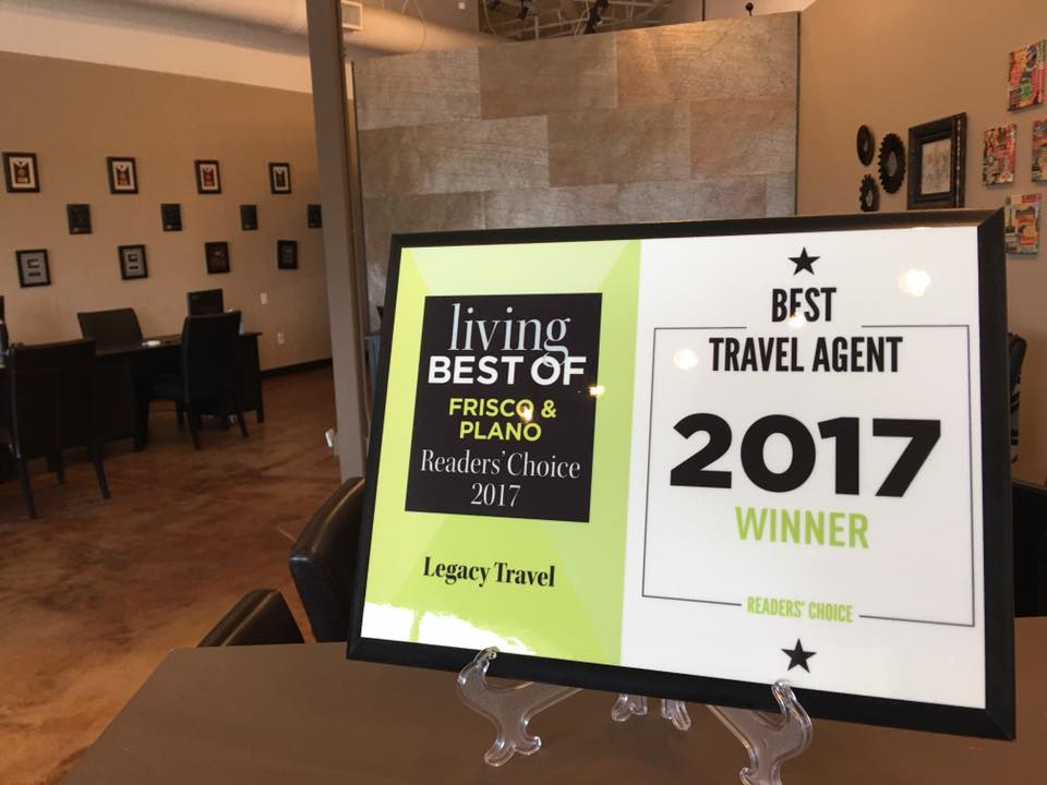 Best Travel Agency in Plano and Frisco Texas