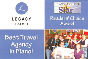 Plano Star Courier Award