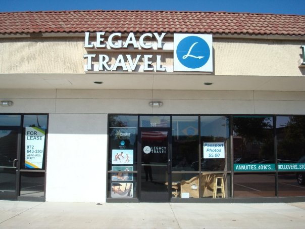 plano travel agency, plano travel agent, Legacy Travel
